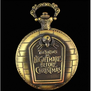 """Montre gousset """"Nightmare before Christmas"""""""