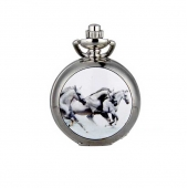 Mini montre gousset crazy horses