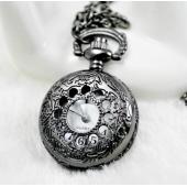 Mini montre clapet trous bronze