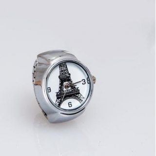 "Montre bague ""Paris"""