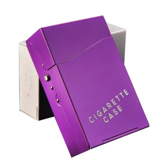 Etui CIGARETTE CASE violet