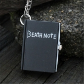 "Montre gousset ""Death Note"""