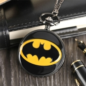 Montre gousset Batman